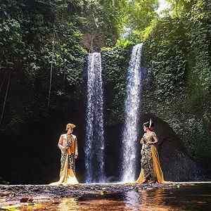 Tibumana Waterfall Bangli Bali
