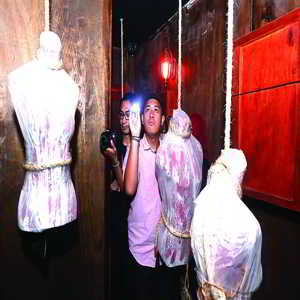 Wahana Pandora Experience Escape Room Bali