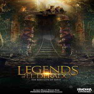 Pandora Experience Escape Room Legend Of El Dorado Bali