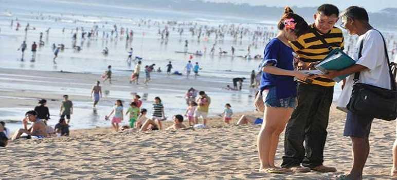Keunikan Pantai Kuta Bali