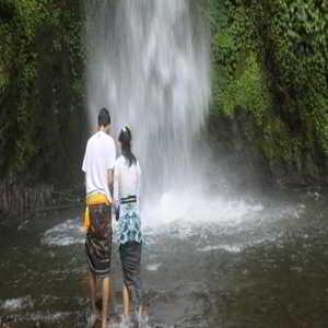 Air Terjun Batu Lantang Petang Bali