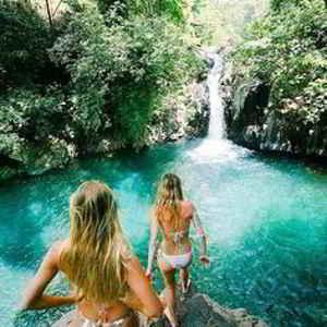 Air Terjun Dusun Kuning Bangli Bali