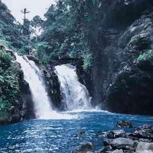 Air Terjun Kipuan Kebo Tabanan Bali