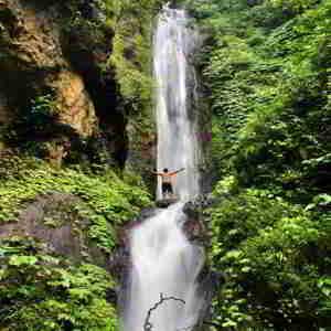 Air Terjun Kutuh Bangli Bali