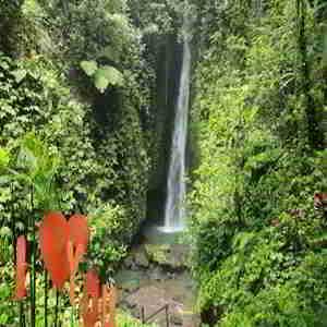 Air Terjun Leke Leke Antapan Tabanan Bali