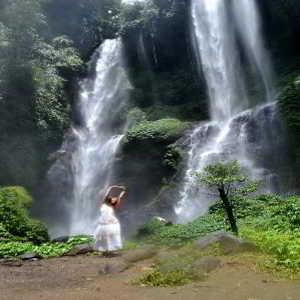 Air Terjun Lemukih Singaraja Buleleng Bali