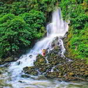 Petanu Waterfall Gianyar Bali