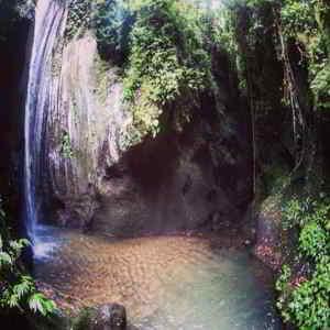 Air Terjun Tangkup Bangli Bali
