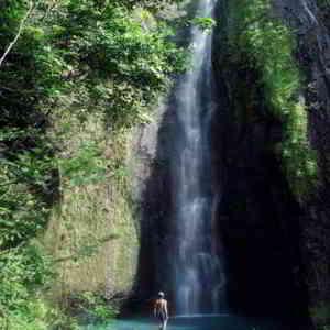 Air Terjun Yeh Labuh Karangasem Bali