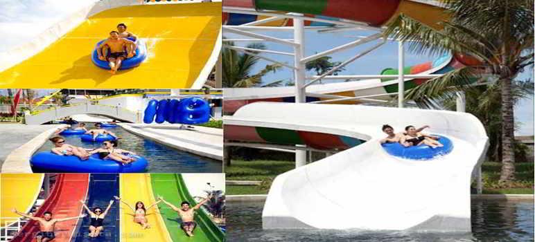 Circus Waterpark Kuta Bali