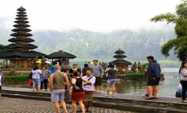 Danau Beratan Bedugul Bali