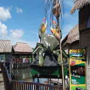 Kampoeng Kepiting Tuban Bali