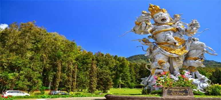 Kebun Raya Eka Karya Bedugul Bali