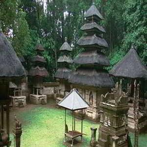 Sejarah Pura Alas Kedaton Tabanan Bali
