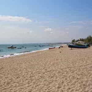 Pantai Jerman di Bali
