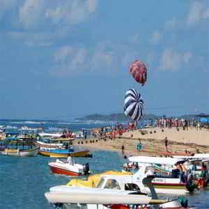 Pantai Tanjung Benoa Nusa Dua Bali