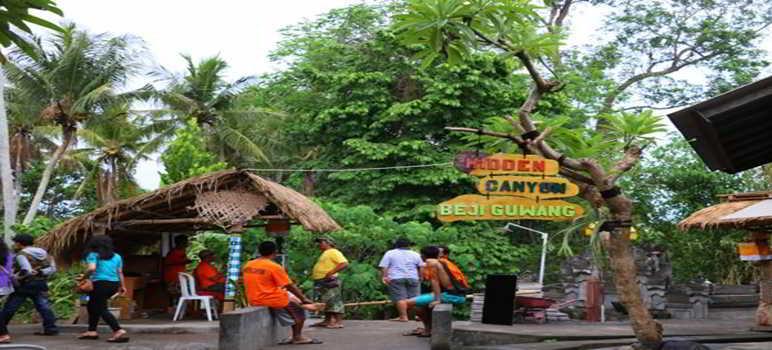Alamat Hidden Canyon Beji Guwang Sukawati Gianyar Bali