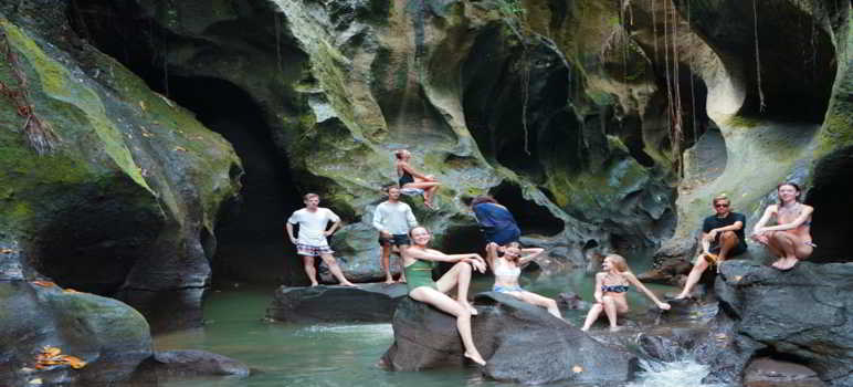Tempat Wisata Hidden Canyon di Bali yang Instagramable