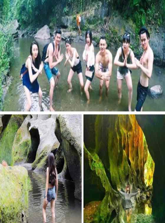 Hidden Canyon Beji Guwang Sukawati Gianyar Bali