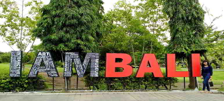 IAM BALI 3D Interactive Art Museum Renon Denpasar