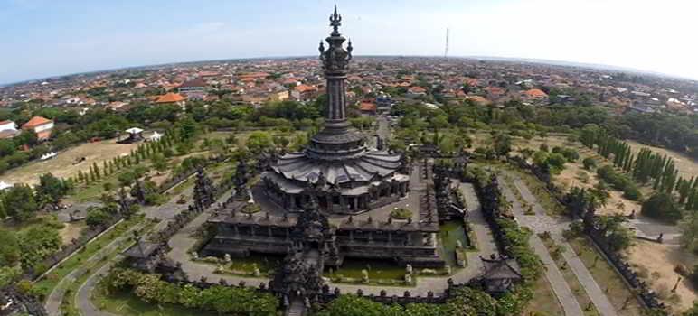 Monumen Bajra Sandhi Renon Denpasar Bali