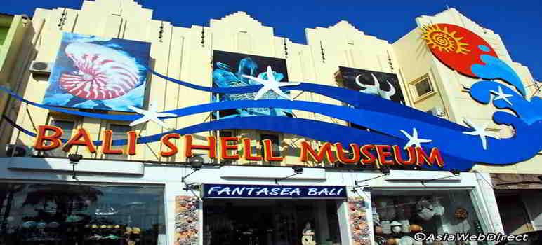 Museum Bali Shell