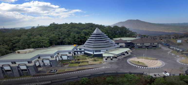 Museum Gunung Batur Bali