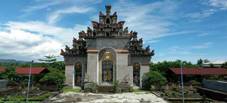 Museum I Nyoman Gunarsa Klungkung Bali