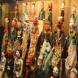 Setia Darma House Of Mask and Puppet
