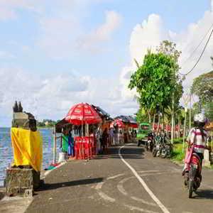 Objek Wisata Pantai Penimbangan di Bali