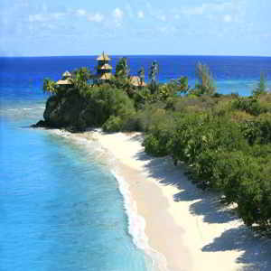 Objek Wisata Pantai Virgin Karangasem Bali