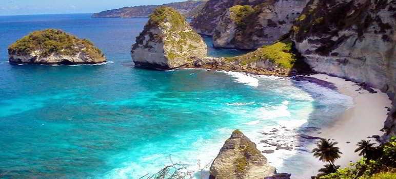 Objek Wisata Pantai di Bali