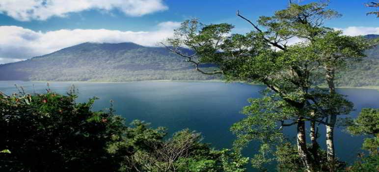 Tempat Wisata di bedugul Bali - Danau Buyan Bedugul Bali
