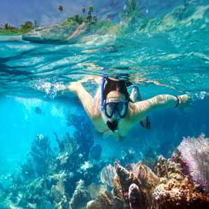 Tempat Diving & Snorkeling di Pantai Amed Karangasem Bali