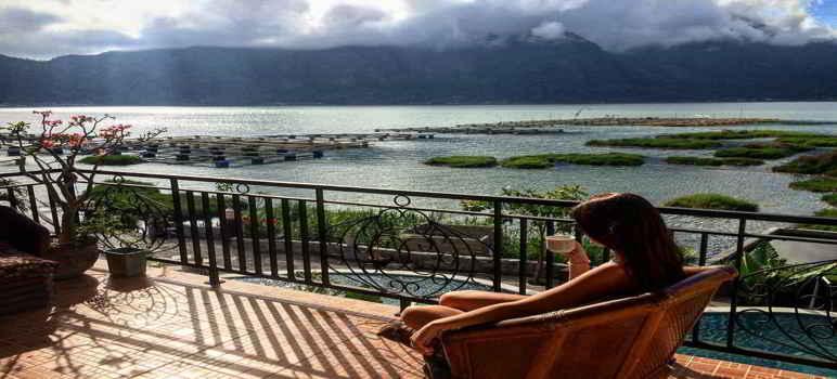 Hotel di Kintamani Dekat Danau Batur Bali