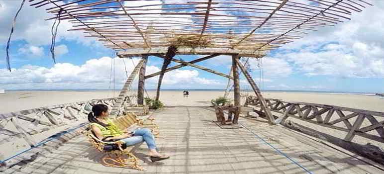 Pantai Kayu Putih Canggu Bali