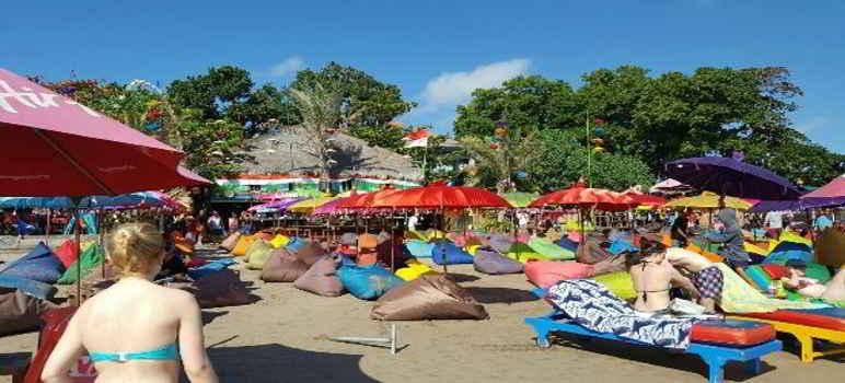 Seminyak Beach Kuta Bali