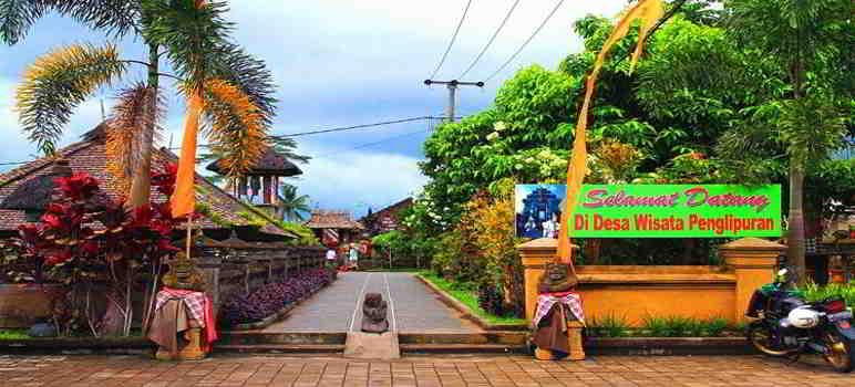 Sejarah Desa Penglipuran Bangli Bali