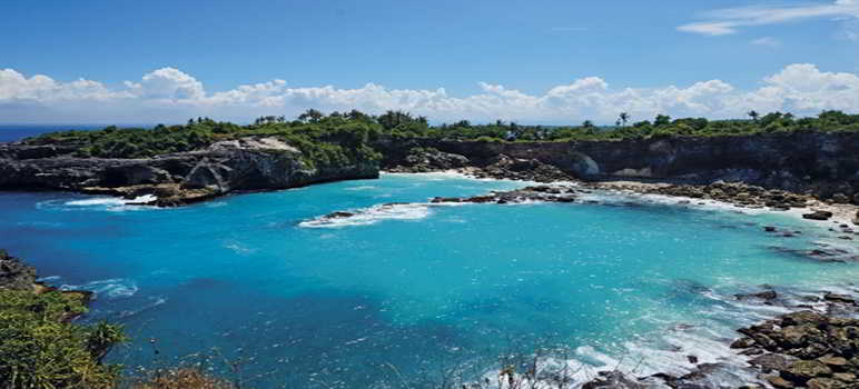 Tempat Wisata di Nusa Ceningan Bali