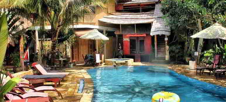 Warung Dolphin Eco Serenity Canggu Bali