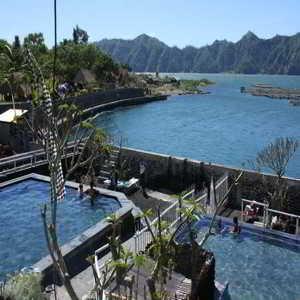 Pemandian Air Panas Toya Bungkah Kintamani Bali