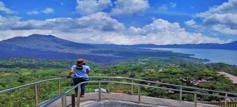 Wisata Desa Penelokan Kintamani Bali