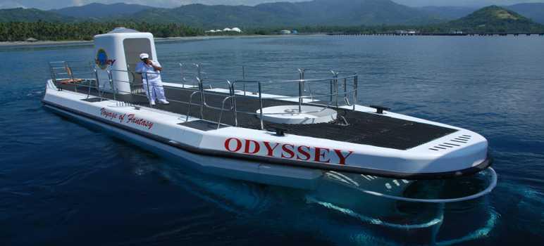 Odyssey Submarine Bali Labuhan Amuk Karangsem