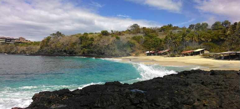 Pantai Bias Tugel Padang Bai Karangasem Bali