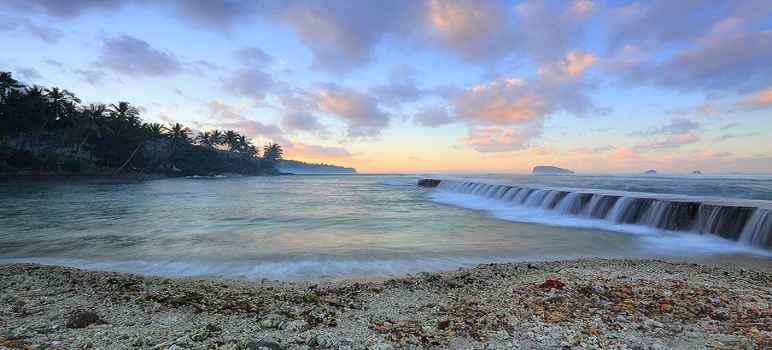 Candidasa Beach Karangasem Bali