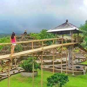 Rumah Bambu Karangasem Bali