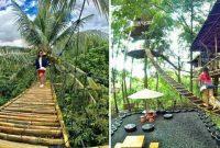 Rumah Pohon Temega Karangasem Bali