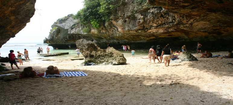 Pantai Pasir Putih Virgin and White Sand Beach Perasi Karangasem Bali
