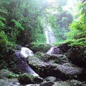 Air Terjun Tibu Kresek Karangasem Bali