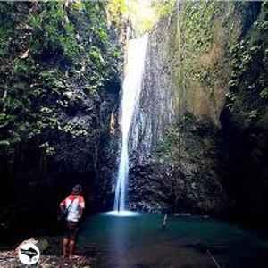 Air Terjun Tibu Tengah Karangasem Bali